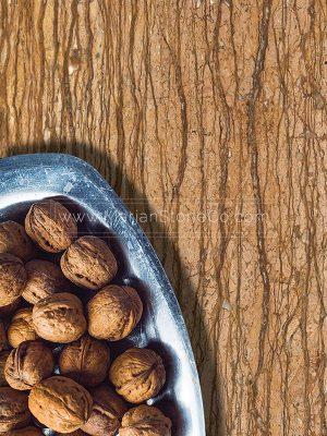 Walnut Travertine
