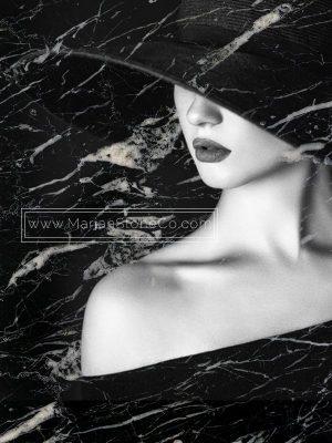 Royal Black Marble